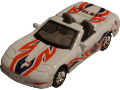 New York Mets 1:64 Corvette