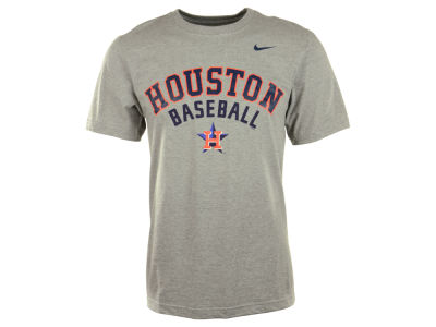 Houston Astros Nike MLB Men's Away Practice T-Shirt 1.4