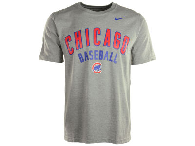 Chicago Cubs Nike MLB Men's Away Practice T-Shirt 1.4
