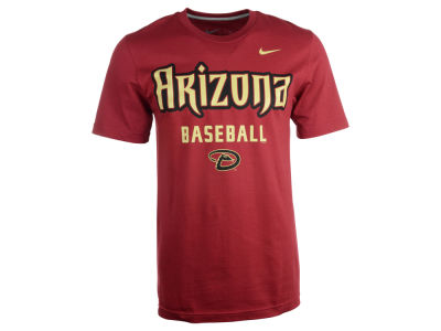 Arizona Diamondbacks Nike MLB Men's Away Practice T-Shirt 1.4