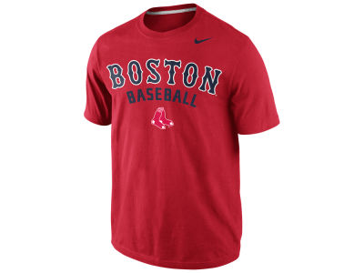 Boston Red Sox Nike MLB Men's Away Practice T-Shirt 1.4