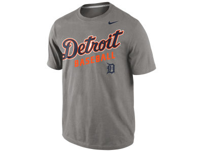 Detroit Tigers Nike MLB Men's Away Practice T-Shirt 1.4