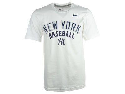 New York Yankees Nike MLB Men's Away Practice T-Shirt 1.4