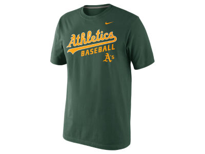 Oakland Athletics Nike MLB Men's Practice T-Shirt