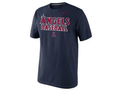 Los Angeles Angels Nike MLB Men's Practice T-Shirt