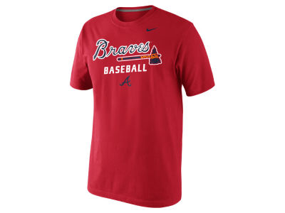 Atlanta Braves Nike MLB Men's Practice T-Shirt