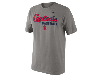St. Louis Cardinals Nike MLB Men's Practice T-Shirt