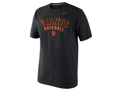 San Francisco Giants Nike MLB Men's Practice T-Shirt