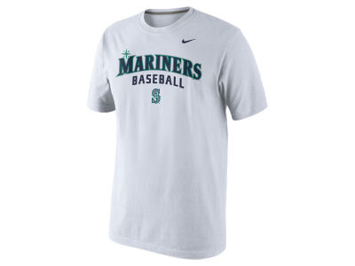 Seattle Mariners Nike MLB Men's Practice T-Shirt