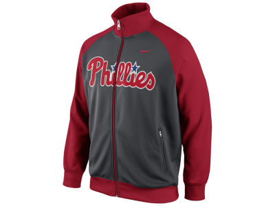Philadelphia Phillies Nike MLB Men's Track Jacket