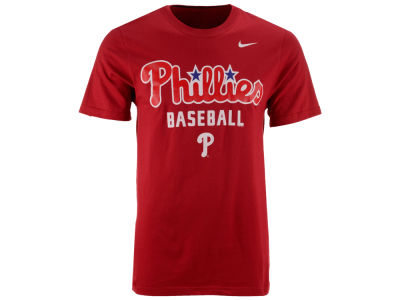 Philadelphia Phillies Nike MLB Men's Practice T-Shirt