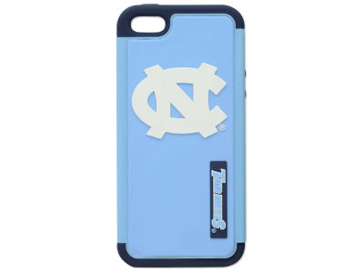 North Carolina Tar Heels iPhone SE Dual Hybrid Case