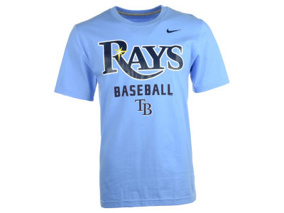 Tampa Bay Rays Nike MLB Men's Practice T-Shirt