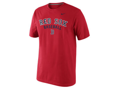 Boston Red Sox Nike MLB Men's Practice T-Shirt