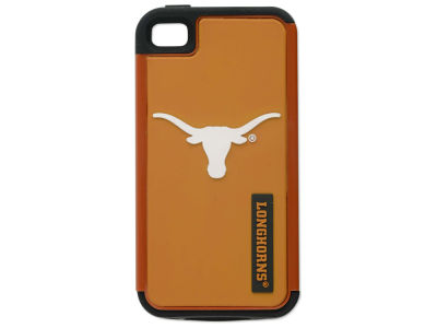 Texas Longhorns Iphone 4 Dual Hybrid Case