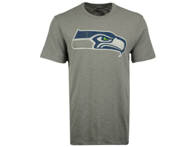 Seattle Seahawks '47 NFL Logo Scrum T-Shirt