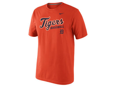 Detroit Tigers Nike MLB Men's Practice T-Shirt