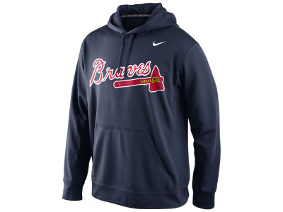 Atlanta Braves Nike MLB Men's Performance Hoodie