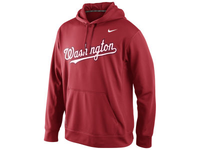 Washington Nationals Nike MLB Men's Performance Hoodie