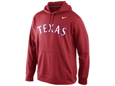 Texas Rangers Nike MLB Men's Performance Hoodie