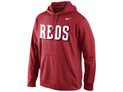Cincinnati Reds Nike MLB Men's Performance Hoodie
