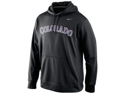 Colorado Rockies Nike MLB Men's Performance Hoodie