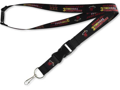Miami Heat Lanyard