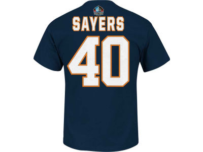 Chicago Bears Gale Sayers NFL Hall Of Fame Eligible Receiver T-Shirt