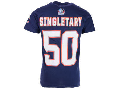 Chicago Bears Mike Singletary NFL Hall Of Fame Eligible Receiver T-Shirt