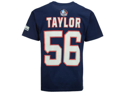 New York Giants Lawrence Taylor NFL Hall Of Fame Eligible Receiver T-Shirt
