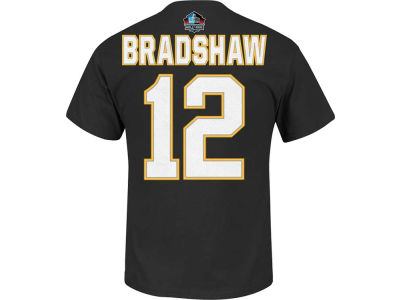 Pittsburgh Steelers Terry Bradshaw NFL Hall Of Fame Eligible Receiver T-Shirt
