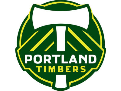 Portland Timbers 4x4 Magnet
