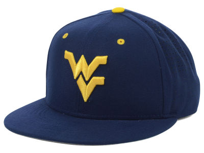 West Virginia Mountaineers Nike NCAA Authentic Vapor Fitted Cap