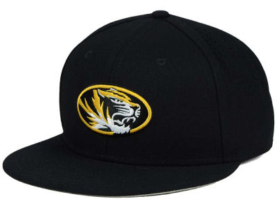Missouri Tigers Nike NCAA Authentic Vapor Fitted Cap