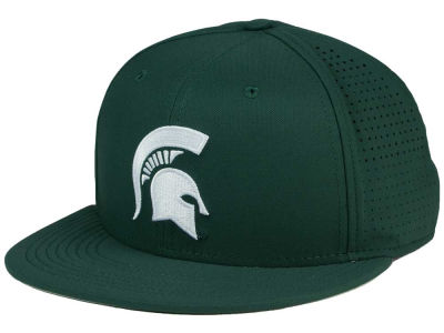 Michigan State Spartans Nike NCAA Authentic Vapor Fitted Cap
