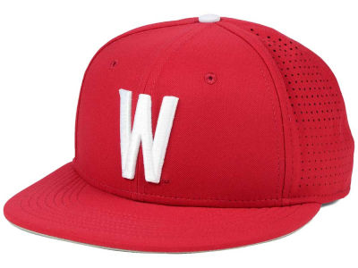 Washington State Cougars Nike NCAA Authentic Vapor Fitted Cap