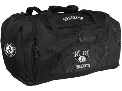 Brooklyn Nets Roadblock Duffel