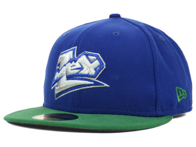 Lexington Legends New Era MiLB AC 59FIFTY Cap