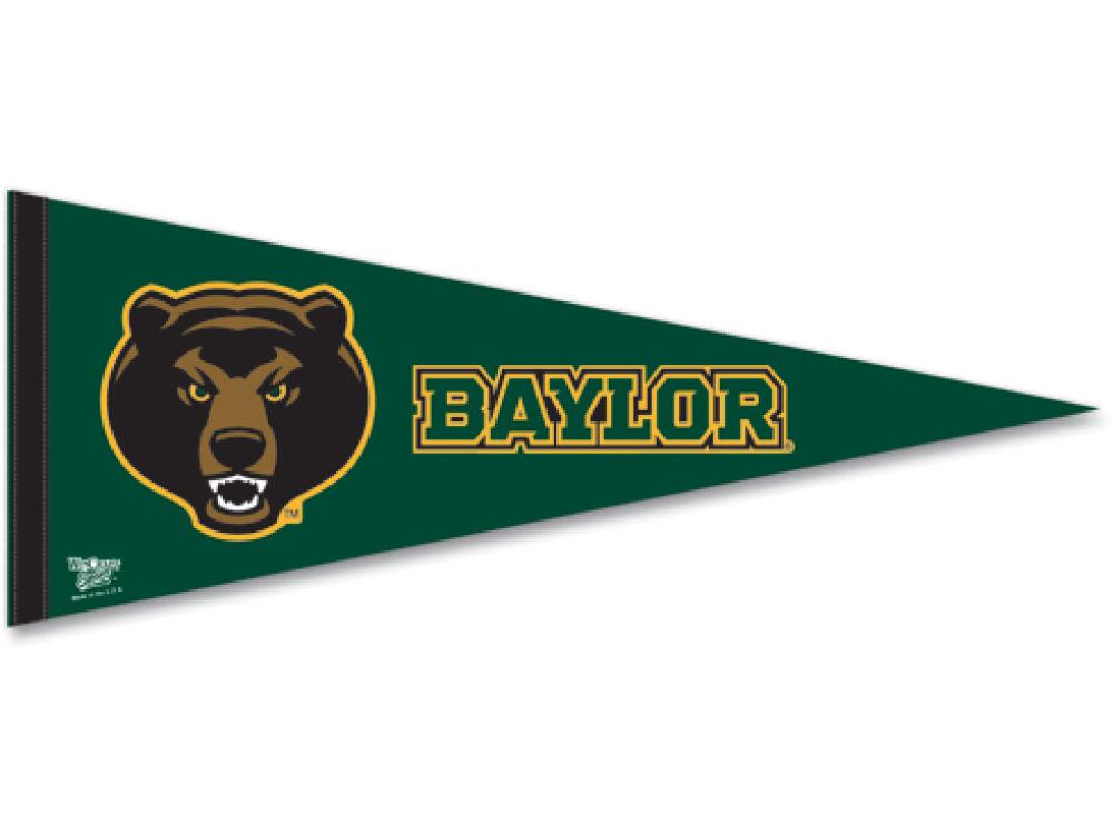 18ed60689 Baylor Bears 12x30in Pennant