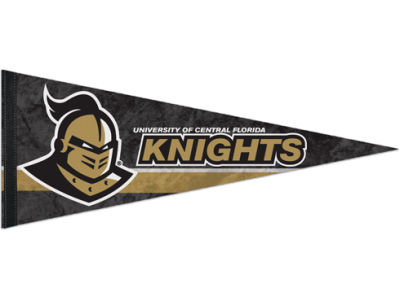 University of Central Florida Knights 12x30in Pennant