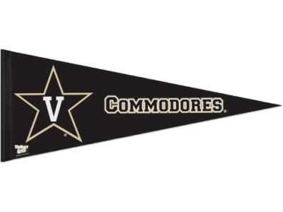 Vanderbilt Commodores 12x30in Pennant
