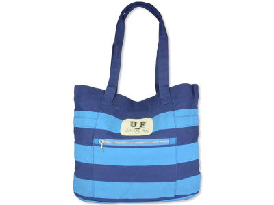 Florida Gators Striped Canvas Tote