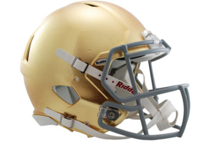 Notre Dame Fighting Irish HydroFX Speed Mini Football Helmet