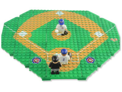 Chicago Cubs MLB OYO Team Infield Set
