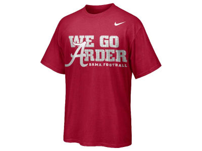 Alabama Crimson Tide Nike NCAA Mantra T-Shirt