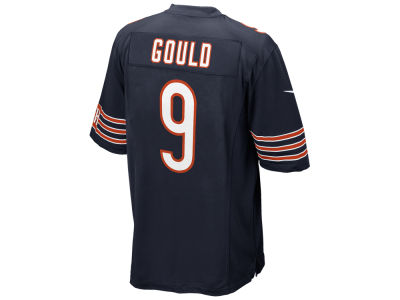 Chicago Bears Robbie Gould Nike NFL Men's Game Jersey
