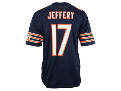 Chicago Bears Alshon Jeffery Nike NFL Men's Limited Jersey