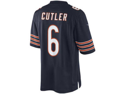 Chicago Bears Jay Cutler Nike NFL Limited ES Jersey