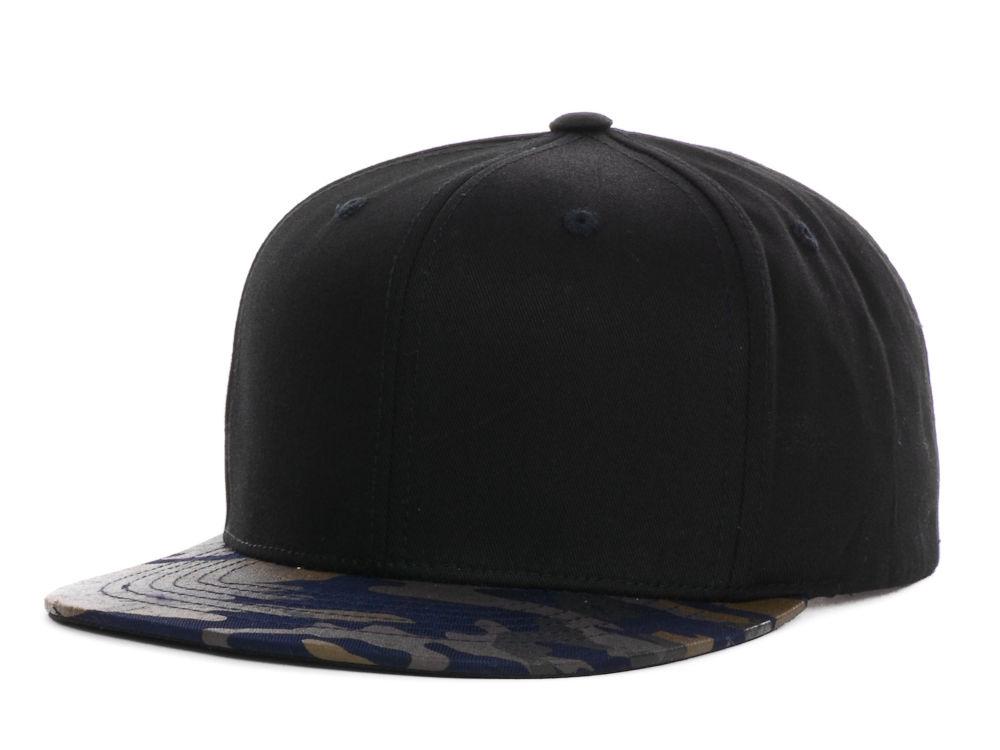 0da6ab25a67 Top of the World Blanks Camo Snapback Cap