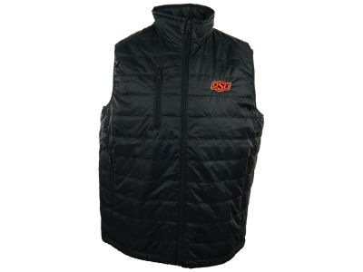 Oklahoma State Cowboys NCAA Apex Compressed Quilt Vest